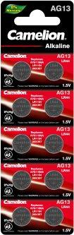 Батарейки Camelion AG 13 LR44 10 шт (AG13-BP10)