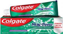 Зубная паста освежающая Colgate Макс Фреш Нежная мята 100 мл (5900273133151)