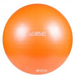 Мяч для фитнеса LiveUp Anti-Burst 65 см Orange (LS3222-65o)