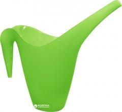 Лейка Алеана для полива комнатных цветов 1.5 л Зеленая (122078-олив)