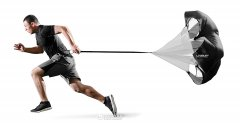 Парашют для бега LiveUp Speed Chute Black (LS3674)