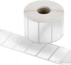 Этикетка Tama Vellum 58 x 30 мм 1000 этикеток прямоугольная 5 шт White (3705)