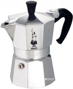 Гейзерная кофеварка Bialetti Moka Express 180 мл (990001164)