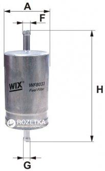 Фильтр топливный WIX Filters WF8041 - FN PP836/1