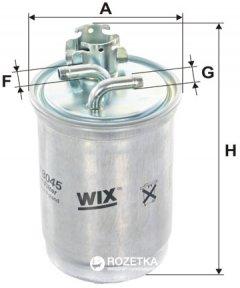 Фильтр топливный WIX Filters WF8045 - FN PP839