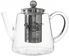 Заварочный чайник Krauff 0.8 л (26-177-032)