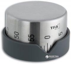 Кухонный таймер TFA Dot Нержавеющая сталь\антрацит (38102710)