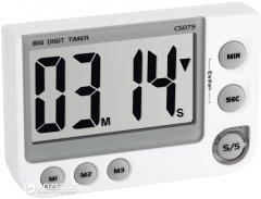 Кухонный цифровой таймер TFA с секундомером (382024)
