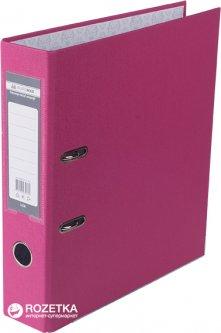 Папка-регистратор Buromax А4 70 мм PP Розовая (BM.3011-10c)