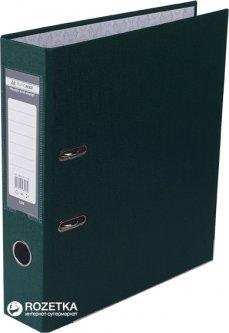 Папка-регистратор Buromax А4 70 мм PP Темно-зеленая (BM.3011-16c)
