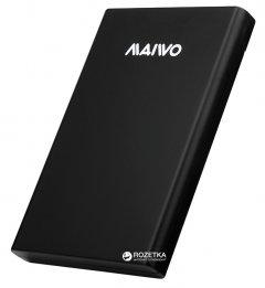 """Внешний карман Maiwo для HDD 2.5"""" USB 3.0 K2568 Black"""