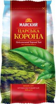 Чай Майский черный байховый Царская Корона 250 г (4823063702119)