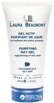 Денний гель Laura Beaumont з вираженим себорегулирующим ефектом 50 мл (643765994599)