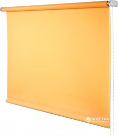 Ролета тканевая Деко-Сити Мини 62x170 см, лен, Абрикос (31012062170)
