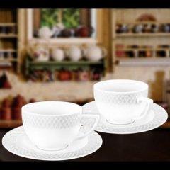 Набор чайный Wilmax Julia Vysotskaya из 12 предметов (WL-880105-JV)
