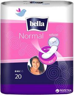 Гигиенические прокладки Bella Normal 20 шт (5900516300814)