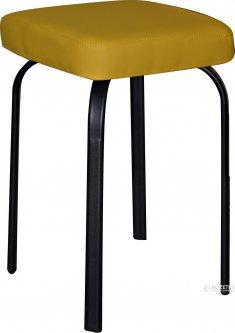 Табурет Примтекс Плюс Pakki black S-98 Желтый (Pakki black S-98)