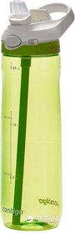Бутылка для воды и напитков Contigo Ashland 720 мл Зеленая (2094635)