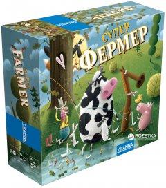 Настольная игра Granna Суперфермер мини-версия (5900221081862)