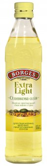 Оливковое масло Borges Pure Olive Oil Extra Light 500 мл (8410179300825)
