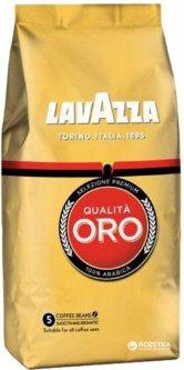 Кофе в зернах Lavazza Qualita Oro 1 кг (8000070020566_8000070020559)