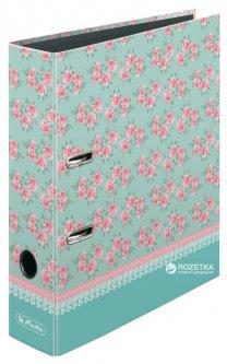 Папка-регистратор Herlitz maX.file Ladylike Roses А4 80 мм Разноцветная (11233053)