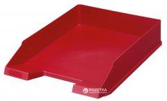 Горизонтальный лоток Herlitz Classic Solid Красный (64006)