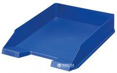 Горизонтальный лоток Herlitz Classic Solid Синий (64014)