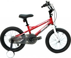 """Детский велосипед Ardis Finder 16"""" 9"""" 2021 Красный (04232)"""