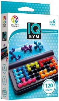 Настольная игра Smart Games IQ Бум (SG 423 UKR) (5414301516361)