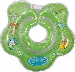 Круг для купания Lindo LN-1561 Зелёный (8914927015615)