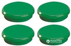 Набор магнитов Dahle 32 мм 4 шт Зеленый (4007885954325)