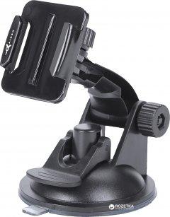 Автодержатель для экшн-камеры с присоской AirOn Black (AC17)