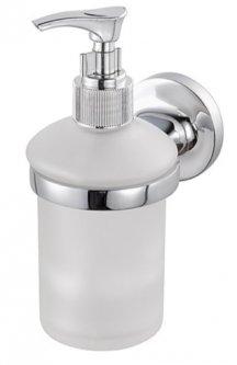 Дозатор для жидкого мыла HACEKA Aspen (405316)