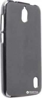 Панель Drobak Elastic PU для Huawei Ascend Y625 Black (218432)
