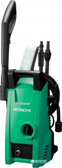 Мойка высокого давления Hitachi 1400 Вт 100 бар 5.5 л/мин (AW100NS)