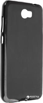 Панель Drobak Elastic PU для Huawei Y5 II Black (218433)