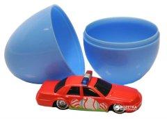 Яйцо-сюрприз Maisto с металлической автомоделью (14049)