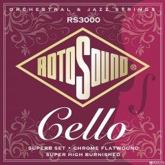Струны для виолончели RotoSound RS3000 4/4 (RS-0386)