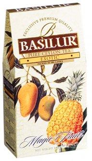 Чай черный рассыпной Basilur Magic Fruits Манго и ананас 100 г (4792252918108)
