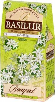 Чай зеленый рассыпной Basilur Букет Жасмин 100 г (4792252926998)