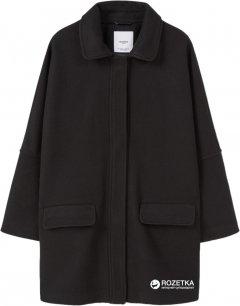 Пальто Mango 73063505 M Черное (AB5000000129362)