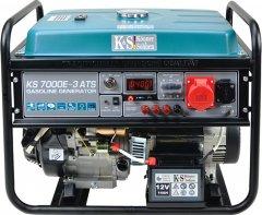Генератор бензиновый Konner&Sohnen KS 7000E-3 ATS