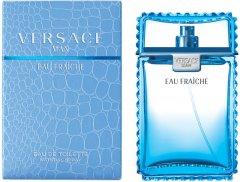 Туалетная вода для мужчин Versace Man Eau Fraiche 50 мл (8018365500020)