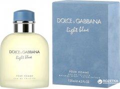 Туалетная вода для мужчин Dolce&Gabbana Light Blue 125 мл (737052079080/3423473020516)