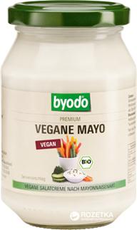 Майонез вегетарианский Byodo 50% 250 мл (4018462158159)