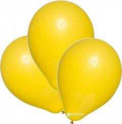 Воздушные шары Susy Card 25 шт 22 см Желтые (40011288)