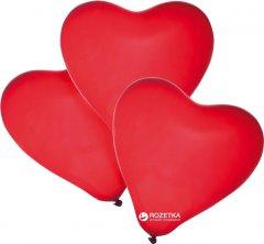 Воздушные шары Susy Card Heart 50 шт 20 см Красные (40011363)