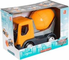 Строительный набор Tigres Tech Truck (39477 Бетономешалка)