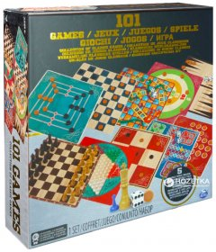 Набор Spin Master Games 101 игра (SM98377/6033154)
